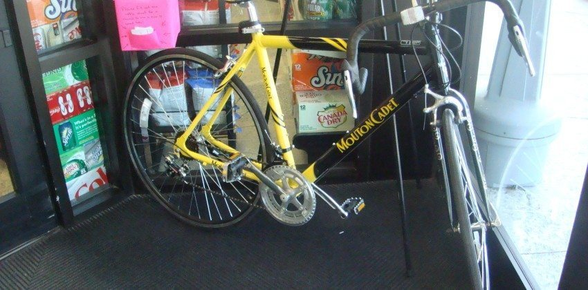 Bike Raffle