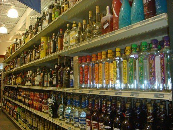 Liquor - Colonial Spirits