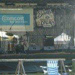 Main Stage at Blues 'n Brews 2011