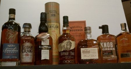 Bourbon Tasting Guide – November 16th 2013