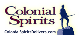 Colonial Spirits Delivers blog logo