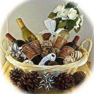 Clos du Val Napa Wine Gift Basket
