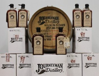 Journeyman Single Barrel Bourbon Has Arrived!