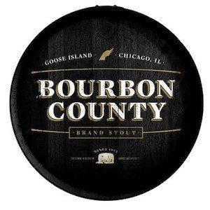 Goose Island Bourbon County Vintage Tasting