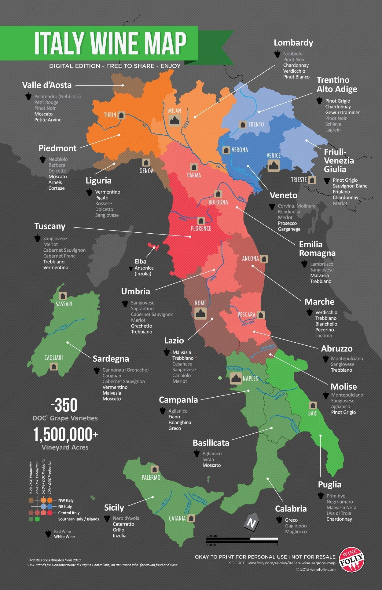 Map Of Southern Italy Regions.Southern Italy Sale And Wine Tasting Colonial Spirits