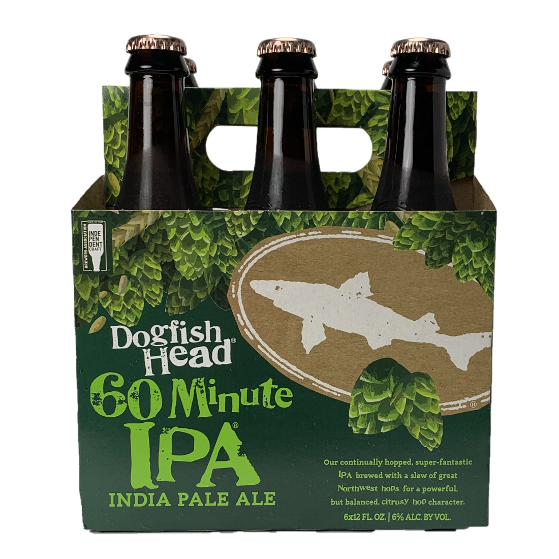 Dogfish Head 60 Minute Ipa 6 Pack Colonial Spirits