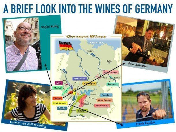 German Winemaker Tasting