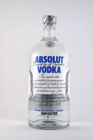 Absolut Vodka - 1.75L