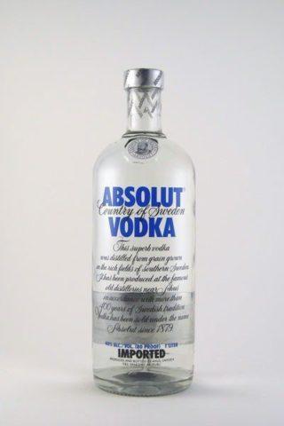 Absolut Vodka - 1L