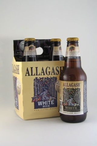 Allagash White - 4 pack