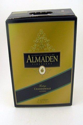 Almaden Chardonnay 5 Liter