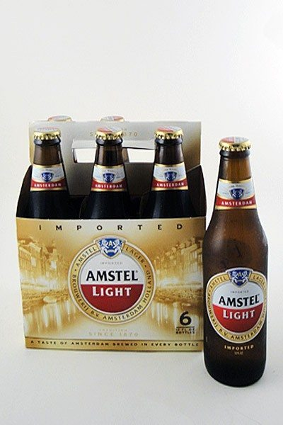 Amstel Light - 6 pack