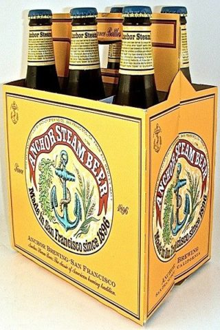 Anchor Steam - 6 pack