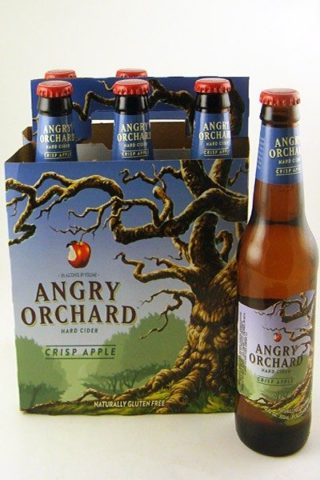 Angry Orchard Crisp Apple - 6 pack