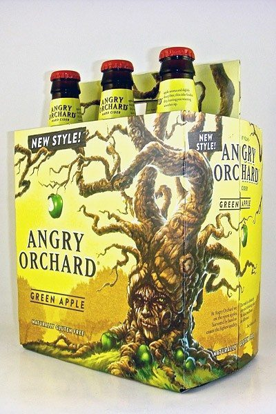 Angry Orchard Green Apple - 6 pack