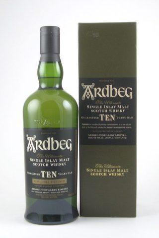 Ardbeg Scotch Whisky 10yr - 750ml