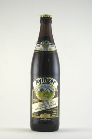Ayinger Altbairisch Dunkel - 500ml