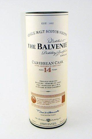 Balvenie 14yr Caribbean Cask - 750ml