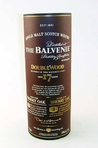 Balvenie 17yr Doublewood - 750ml