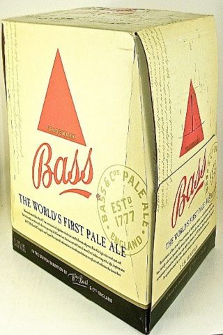 Bass Beer - 12 pack
