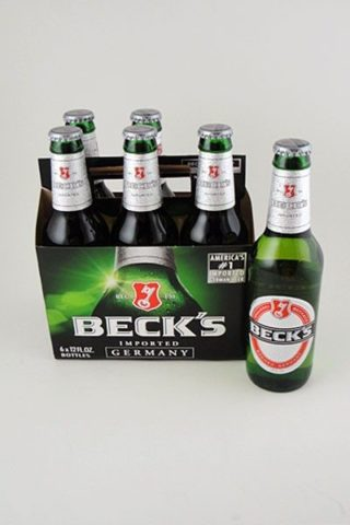 Beck's - 6 pack