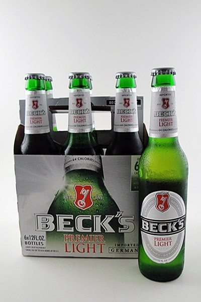 Wonderful Becku0027s Light   6 Pack
