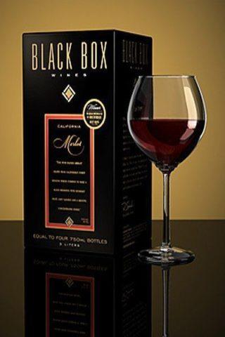 Black Box Merlot 3 Liter
