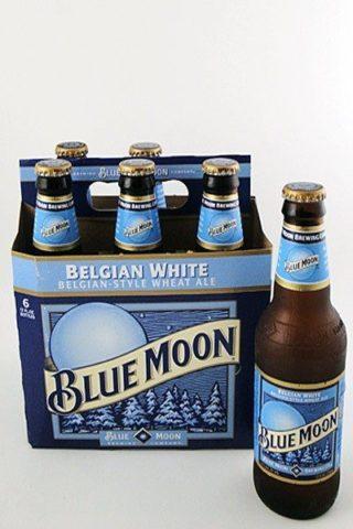 Blue Moon Belgian White - 6 pack