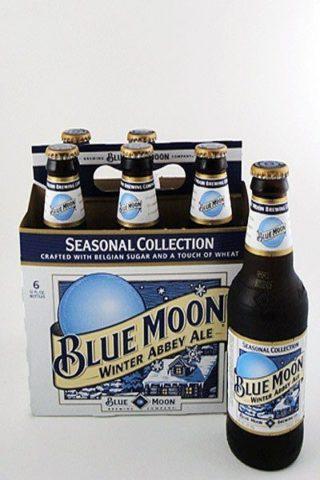 Blue Moon Seasonals - 6 pack