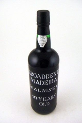 Broadbent Madeira - 10yr Reserve