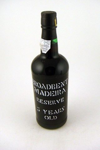 Broadbent Madeira - 5yr Reserve