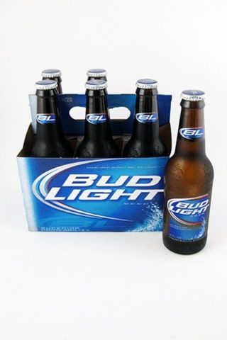 Budweiser Light - 6 pack
