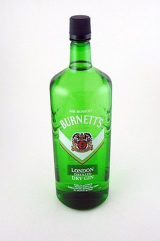 Burnett's London Dry Gin - 1.75L