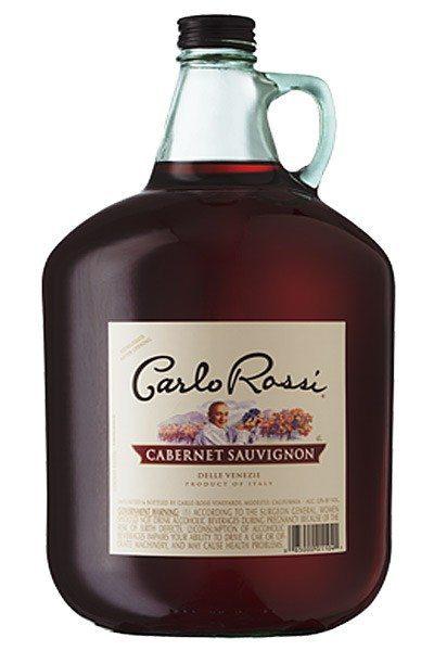 Carlo Rossi Cabernet Sauvignon 4 Liter Colonial Spirits