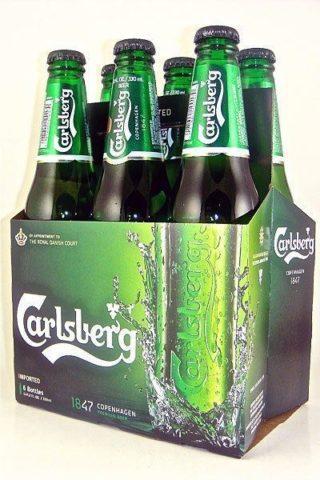 Carlsberg - 6 pack