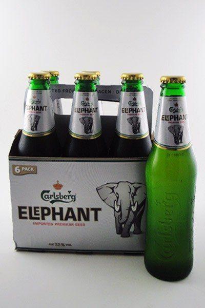 Carlsberg Elephant - 6 pack