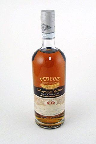 Cerbois X.O. Bas Armagnac - 750ml