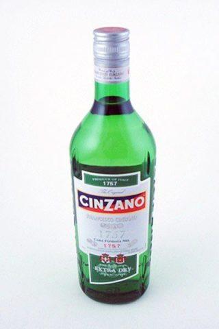 Cinzano Extra Dry Vermouth - 750ml
