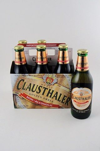 Clausthaler N.A. Amber - 6 pack