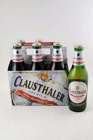 Clausthaler N.A. Premium - 6 pack