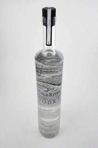 Cold River Vodka - 750ml