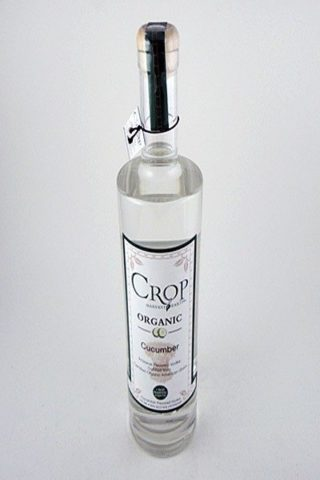 Crop Organic Cucumber Vodka - 750ml
