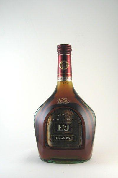 E. & J. Brandy - 1.75L