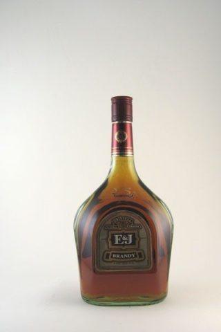 E. & J. Brandy - 1L