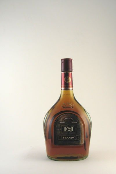 E. & J. Brandy - 750ml