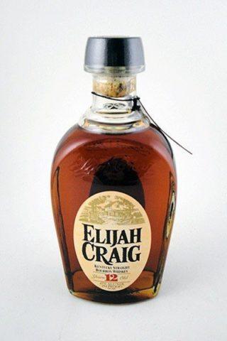 Elijah Craig 12 yr Bourbon - 750ml