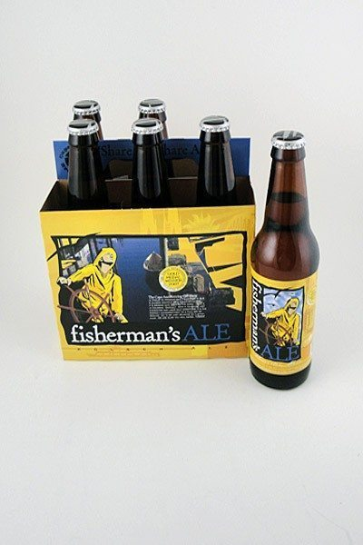 Fisherman's Ale - 6 pack