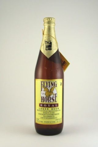 Flying Horse Lager - 650ml