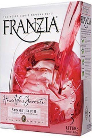 Franzia Sunset Blush 5 Liter