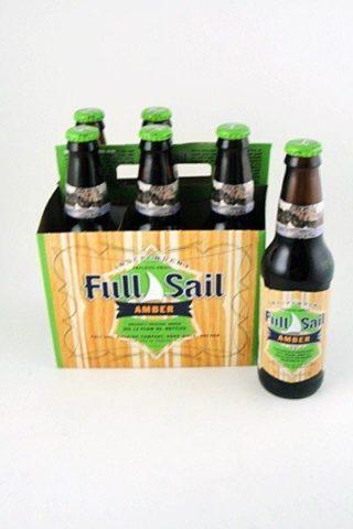 Full Sail Amber Ale - 6 pack